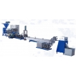 Waste Plastic Film Double Stage Pelletizing line